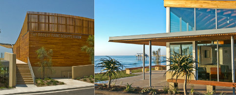 Scripps Seaside Forum in La Jolla event venue