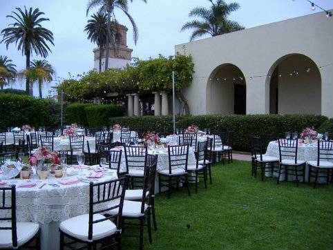 La Jolla Woman's Club event venue